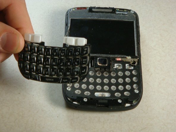 BlackBerry Curve 8530 Keypad Replacement