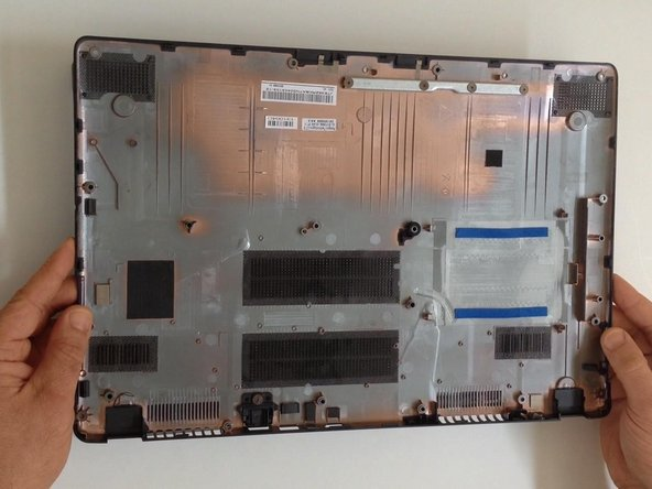 Acer Aspire V5-572 Bottom Cover Replacement