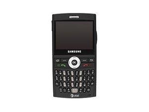 Reparación de Samsung BlackJack