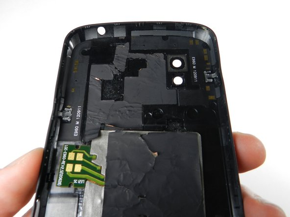 Nexus 4 Power and Volume Button Replacement