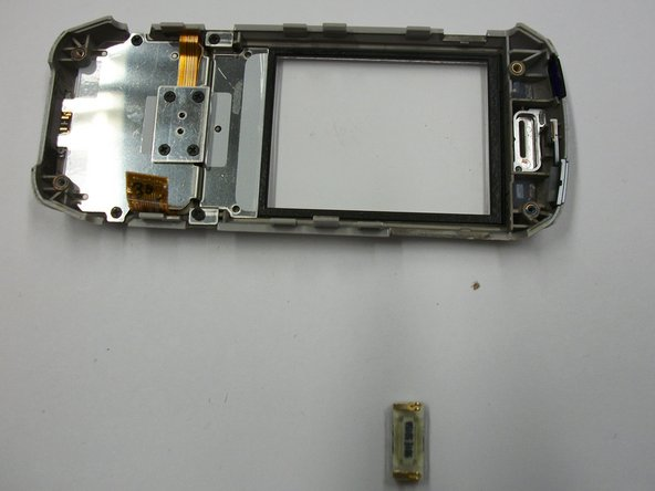 T-Mobile SDA (HTC Tornado) Ear Speaker Replacement