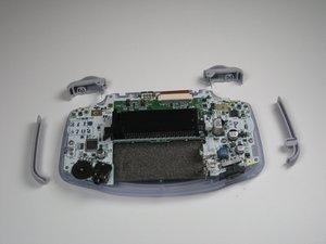 Shoulder Button and Side Panels