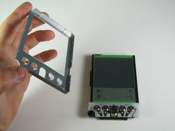 Handspring Visor Edge Button Board Replacement