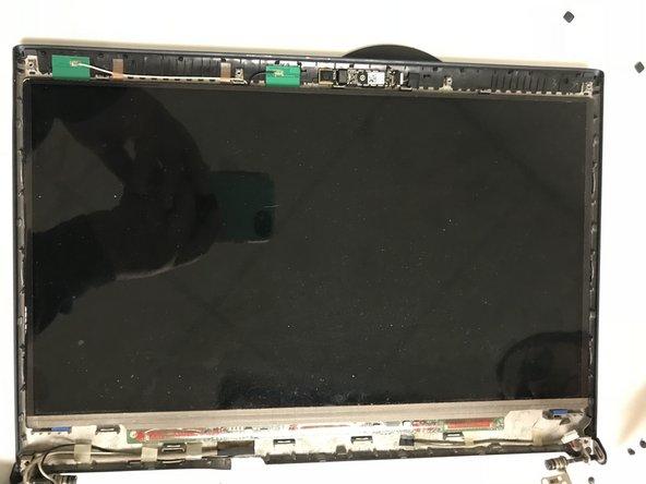 Toshiba Portege R835-P56X Screen Replacement