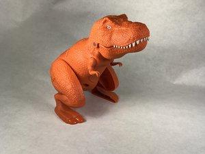 Matchbox Dino Trapper Trailer Repair