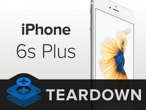 Разбираем iPhone 6s Plus