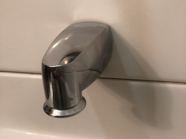After completing the previous steps your new bathtub spout diverter should be fully replaced.