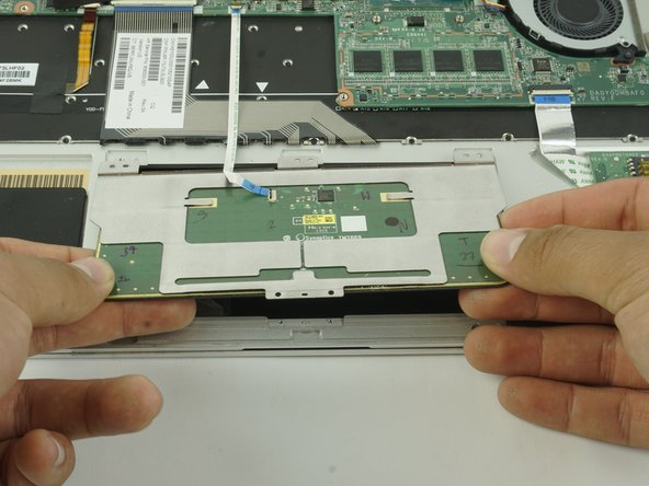 HP Spectre 13 4003dx x360 Touchpad Replacement