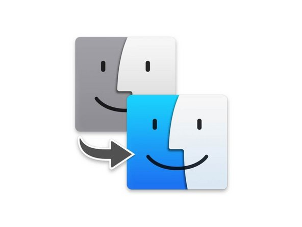 How to migrate data to a new drive in macOS