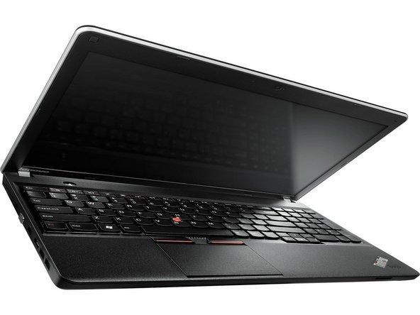 Lenovo Thinkpad Edge E545 Back Panel Replacement