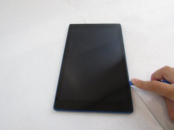 Kindle Fire HD 10 音量と電源ボタンの交換