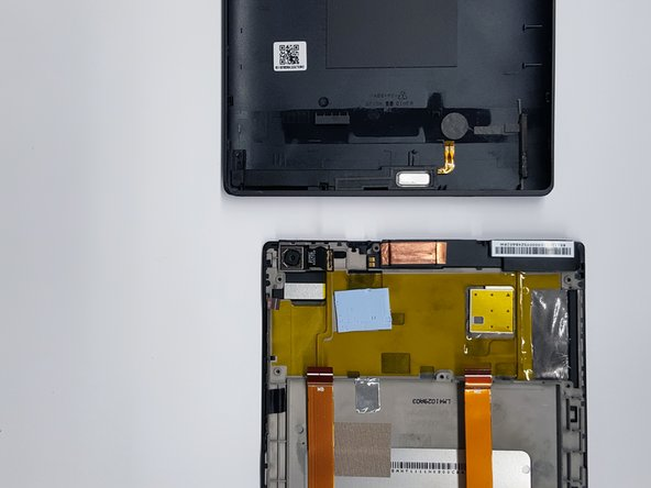Lenovo Tab S8 Speakers Replacement