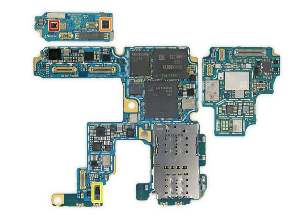 Let's take a closer look at the sensors hiding all over this board: