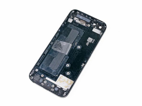 Замена задней части корпуса iPhone 5