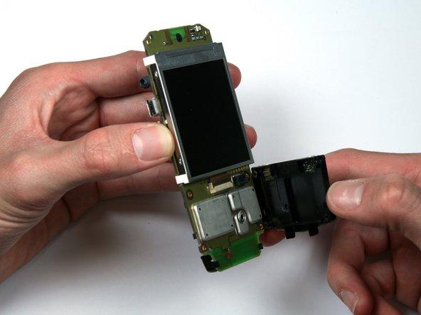 BlackBerry 7100g Keypad Replacement