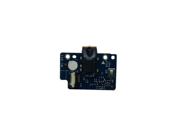 Acer Iconia B1-711 Audio Jack Connector Replacement