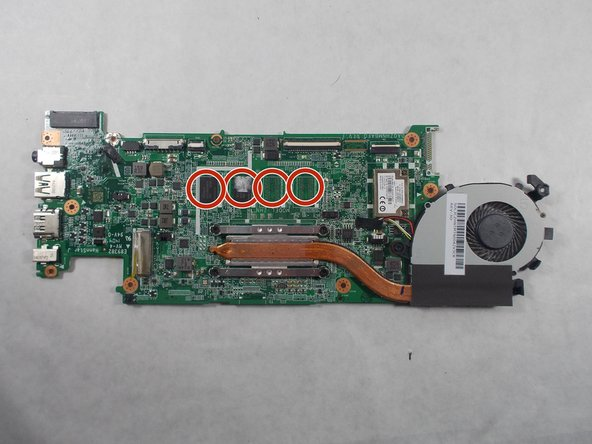 Acer Chromebook C720-2827 RAM Replacement