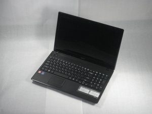 Acer Aspire 5253 Troubleshooting