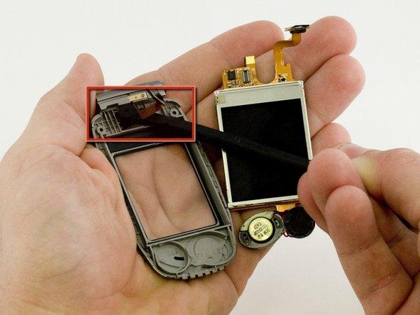 Samsung SCH-A670 Camera Replacement