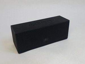 Photive Artisan Portable Bluetooth Speaker