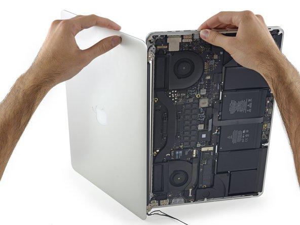 """Sostituzione schermo del MacBook Pro 15"""" Retina 2015"""
