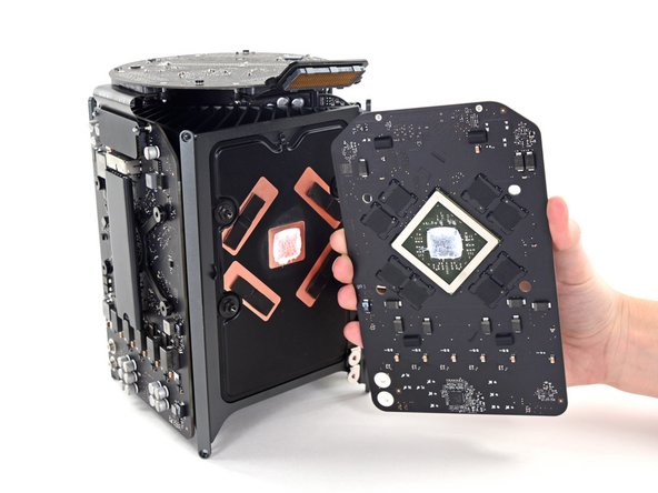 Mac Pro Late 2013 Graphics Card Replacement