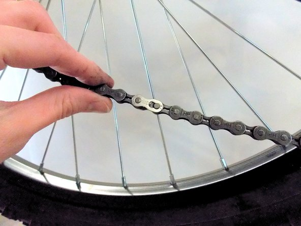 Pacific Cycle R4046WMB Chain Replacement