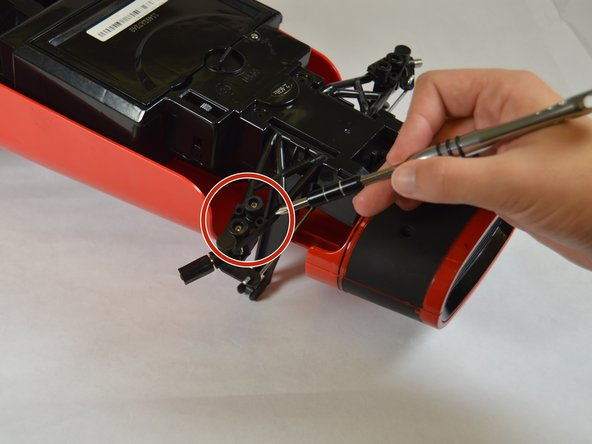 FAO Schwarz Apex 1 Front Axle Replacement