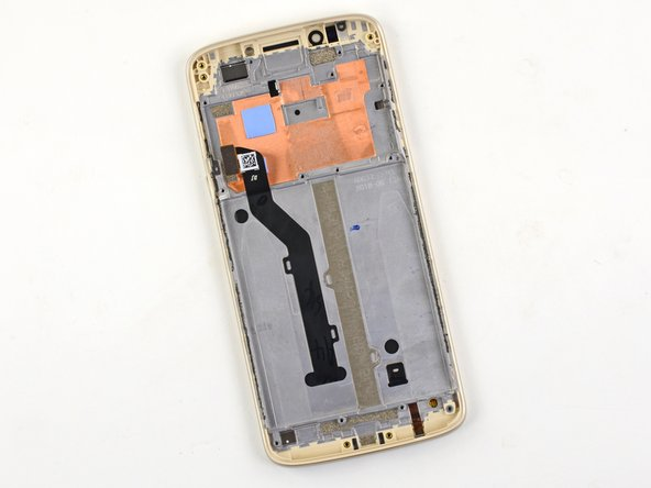 Motorola Moto E5 Screen Replacement