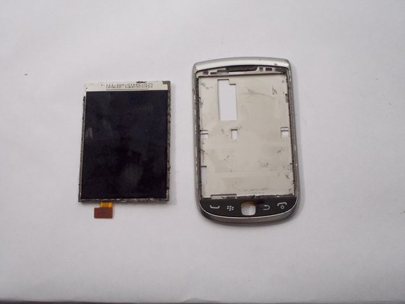 Blackberry Torch 9810 Screen Replacement