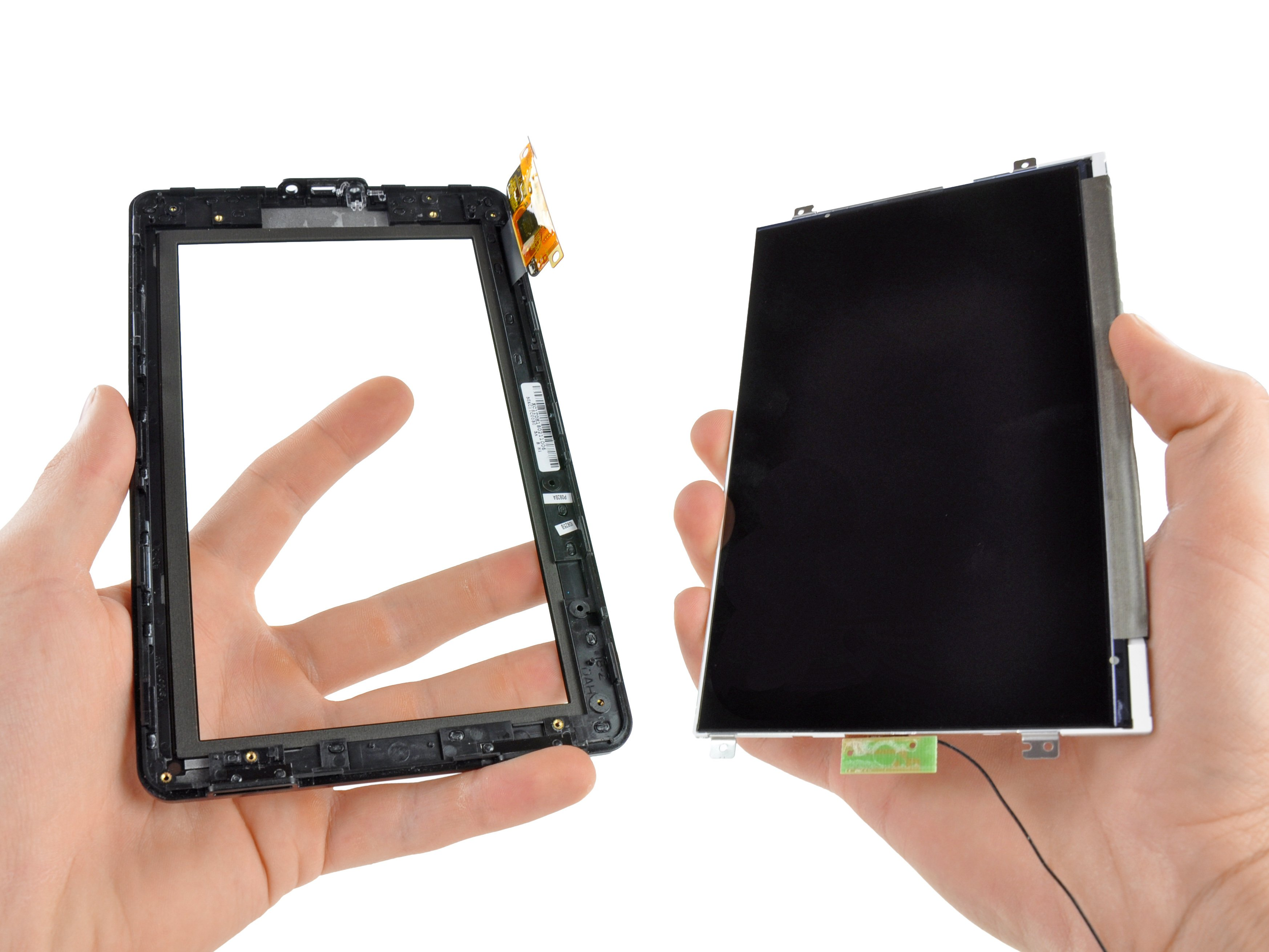 Kindle Fire Front Glass Panel Replacement   iFixit Repair Guide
