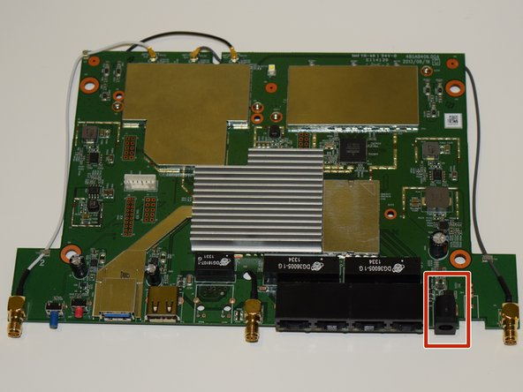 Linksys EA6900 Power Port Replacement