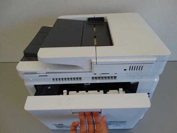 HP Color LaserJet Pro MFP M277dw Power Module  Replacement