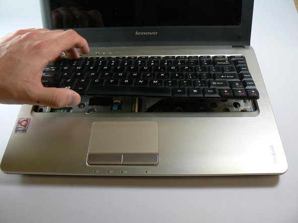 Lenovo IdeaPad U350 Keyboard Replacement