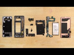 Samsung Galaxy S10+ 拆解