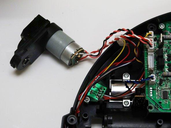 BObsweep Robotic Vacuum's Main Brush Motor Replacement