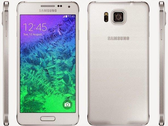 Samsung Galaxy Alpha Power Management IC Replacement