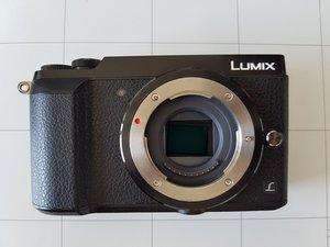 Panasonic Lumix GX80/85 Teardown