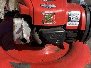 How to Sharpen Troy-Bilt TB110 Lawnmower Blades