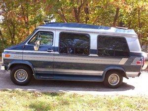 Chevrolet Van Repair