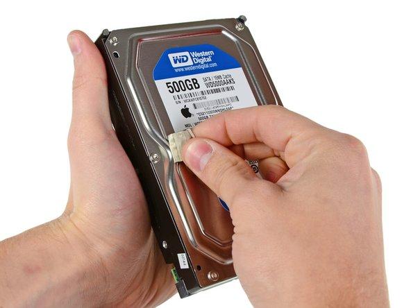 "iMac Intel 21.5"" EMC 2428 Hard Drive Replacement"