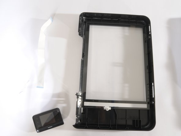 HP Photosmart D110a LCD Screen Replacement