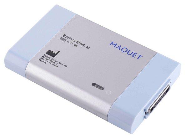 Maquet Servo-U Battery Replacement