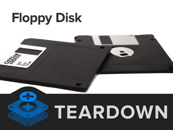 The floppy disk has gone the way of the dinosaur.