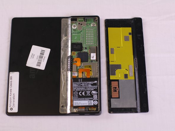 Amazon Kindle Oasis 8th Gen Back Panel Replacement