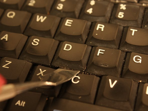 Lenovo Thinkpad X220 Individual Keys Replacement