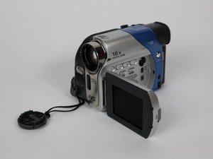JVC GR-D72U Repair