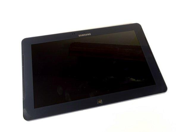 Démontage boitier arrière du Samsung ATIV Smart PC 500T
