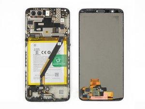 OnePlus 5T AMOLED Display und Touchscreen tauschen