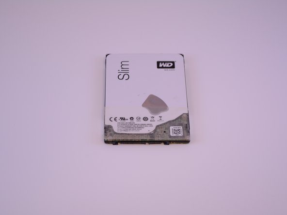 Lenovo Touch Y70-70 Hard Drive Replacement